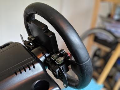 Motorsport Maker G25 Button Panel